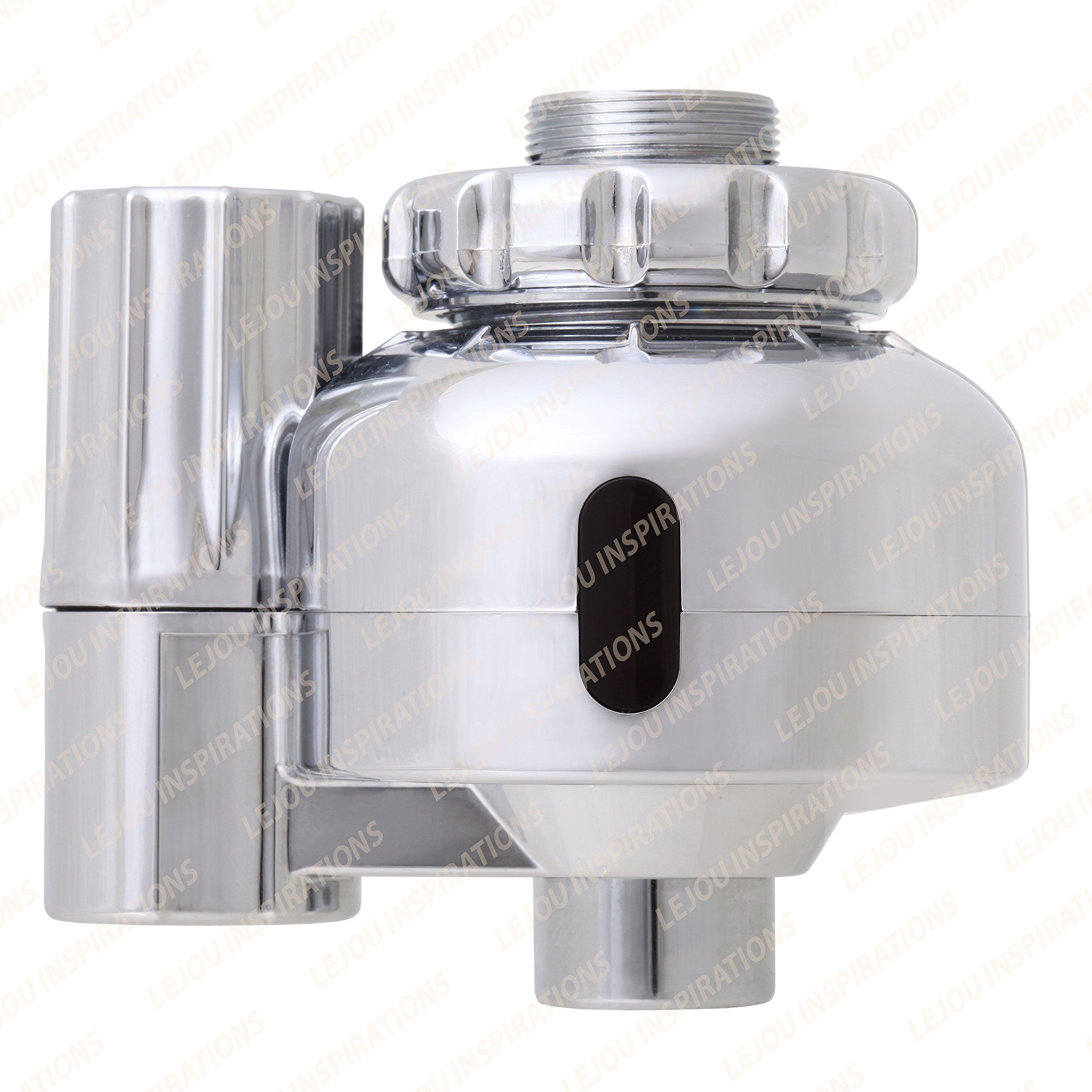 Smart Touchless Kitchen & Bath Sink Faucet Adapter. Reduce Water ...