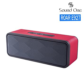 Amazon.com: One de sonido Altavoz Bluetooth Roar (e-927) con ...