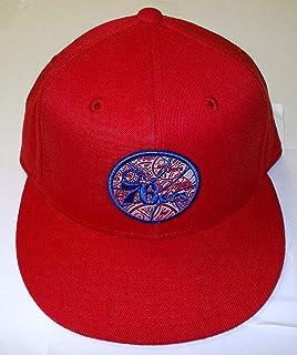 f5da971be49bd Amazon.com  adidas NBA Philadelphia 76ers Flat Bill Fitted Hat - 7 1 ...