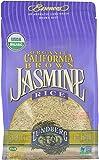 Lundberg Family Farms Organic Brown Rice, Jasmine, Gluten Free, 2 lb