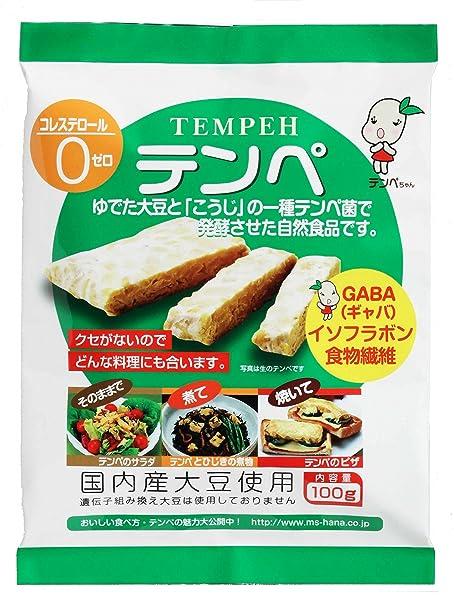 alimentos Marushin piezas Tempe 100gX5