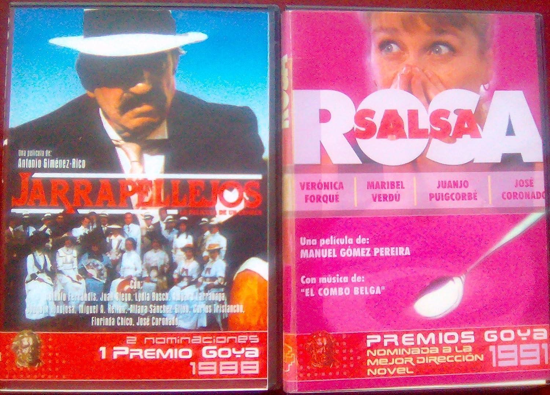 SALSA ROSA: Amazon.es: VERONICA FORQUE, MANUEL GOMEZ PEREIRA: Cine y Series TV
