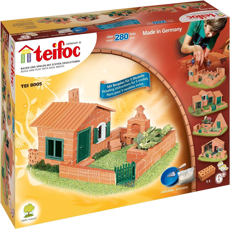 Teifoc Construction Enorme Suplemento Set
