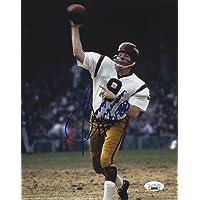 $79 » Autographed 8x10 Sonny Jurgensen Washington Photo JSA