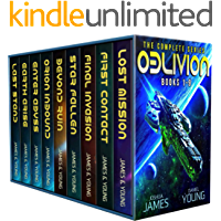 Oblivion: The Complete Series (Books 1-9)