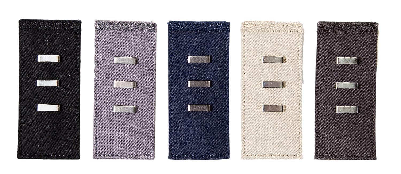 Amazon.com: Comfy Clothiers Ganchos Extensores de cintura ...