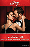 Return Of The Untamed Billionaire (Irresistible Russian Tycoons Book 4)