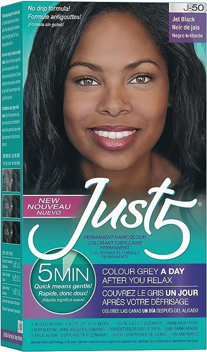 Tinte de pelo, de Just 5, para mujer