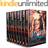 Dragons of Telera Complete 8 Book Collection