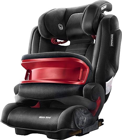 Recaro Monza Nova IS Group 1//2//3 Car Seat Carbon Black