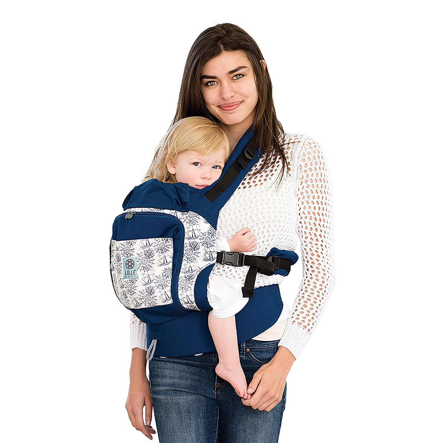 Amazon Com Lillebaby 4 In 1 Essentials All Seasons Baby Carrier