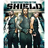 WWE: The Destruction of the Shield (Blu-ray)