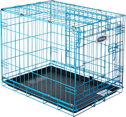 Petmate Puppy 2-Door Training Retreat Kennel, 24-Inch