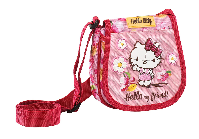 Hello Kitty - Umhängetasche, 15 cm