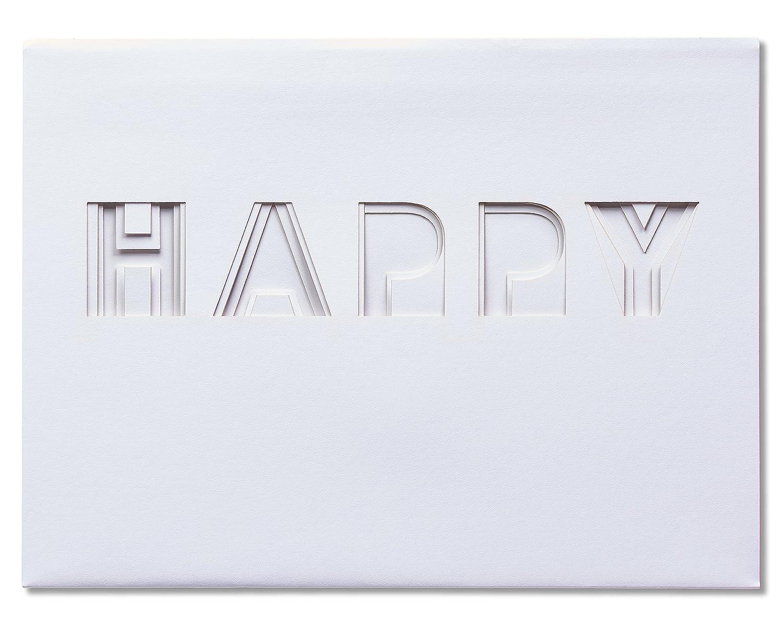 American Greetings同じSoul記念カード。3 B073FNSSYG All the Happy