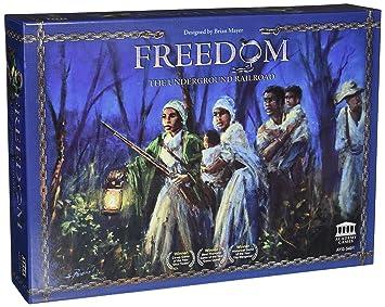 Resultado de imagen de Freedom: Underground Railroad