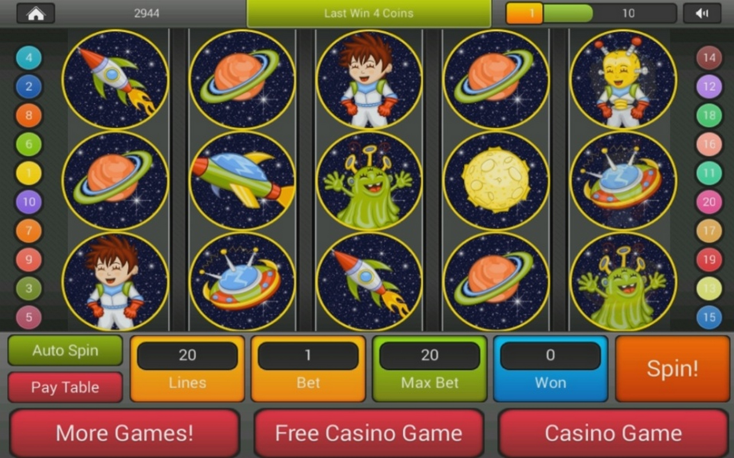 Alien Slots | Play FREE Alien-themed Slot Machine Games
