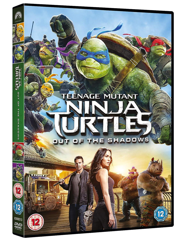 Tmnt Out Of The Shadows Dvditunes Edizione: Regno Unito ...