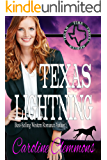 Texas Lightning (Texas Time Travel Book 1) (English Edition)