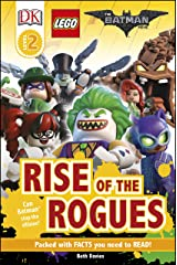 The LEGO® BATMAN MOVIE Rise of the Rogues (DK Readers Level 2) Hardcover