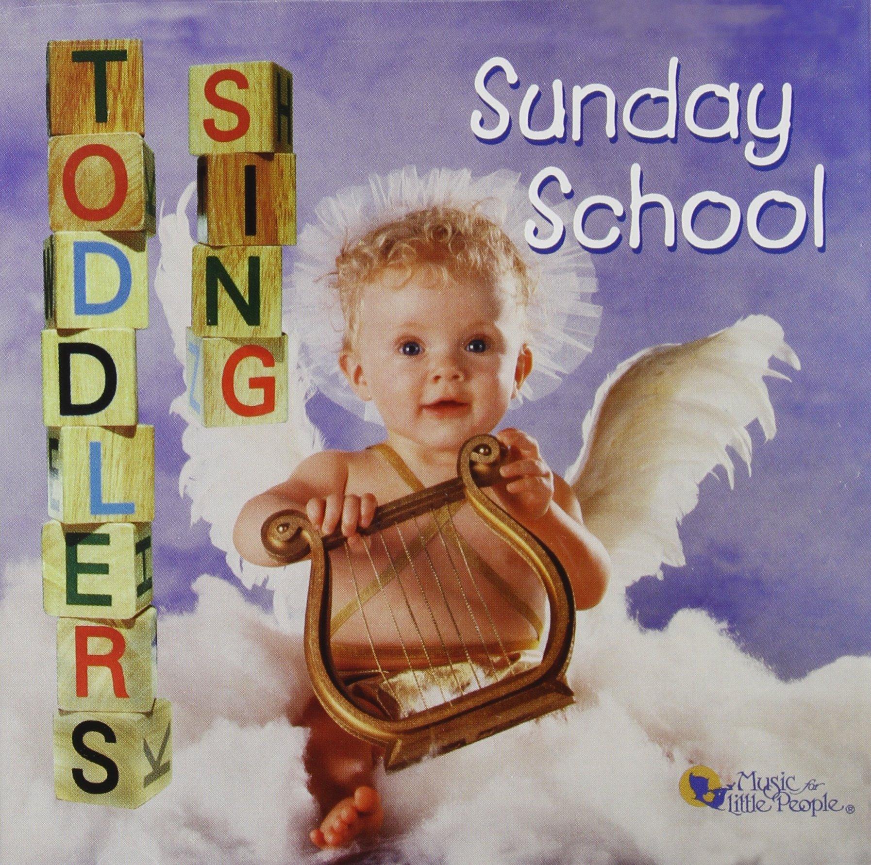 Download Toddlers Sing Sunday School ebook