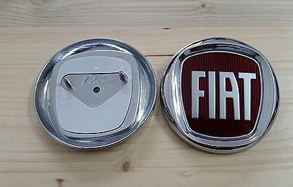 Fregio Logo Stemma Emblema Anteriore Fiat Grande Punto Dal 2008 /> Diametro 95mm