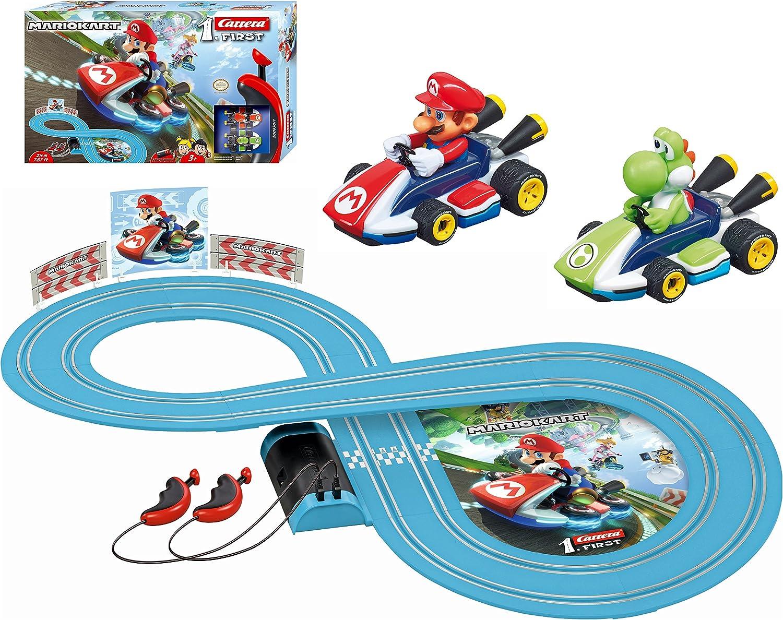 Carrera- First Nintendo Mario Kart Circuito de Coches, Pista de 2.4m (20063014)