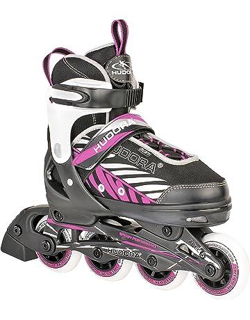 Inline-Skates POWERSLIDE  PHUZION  TOP JUNIORINNEN INLINESKATES GRÖßENVERSTELLBAR 31-34