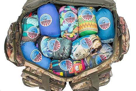 Amazon.com: Yukon Outfitters Weekend Range Bag (MTN Camo ...