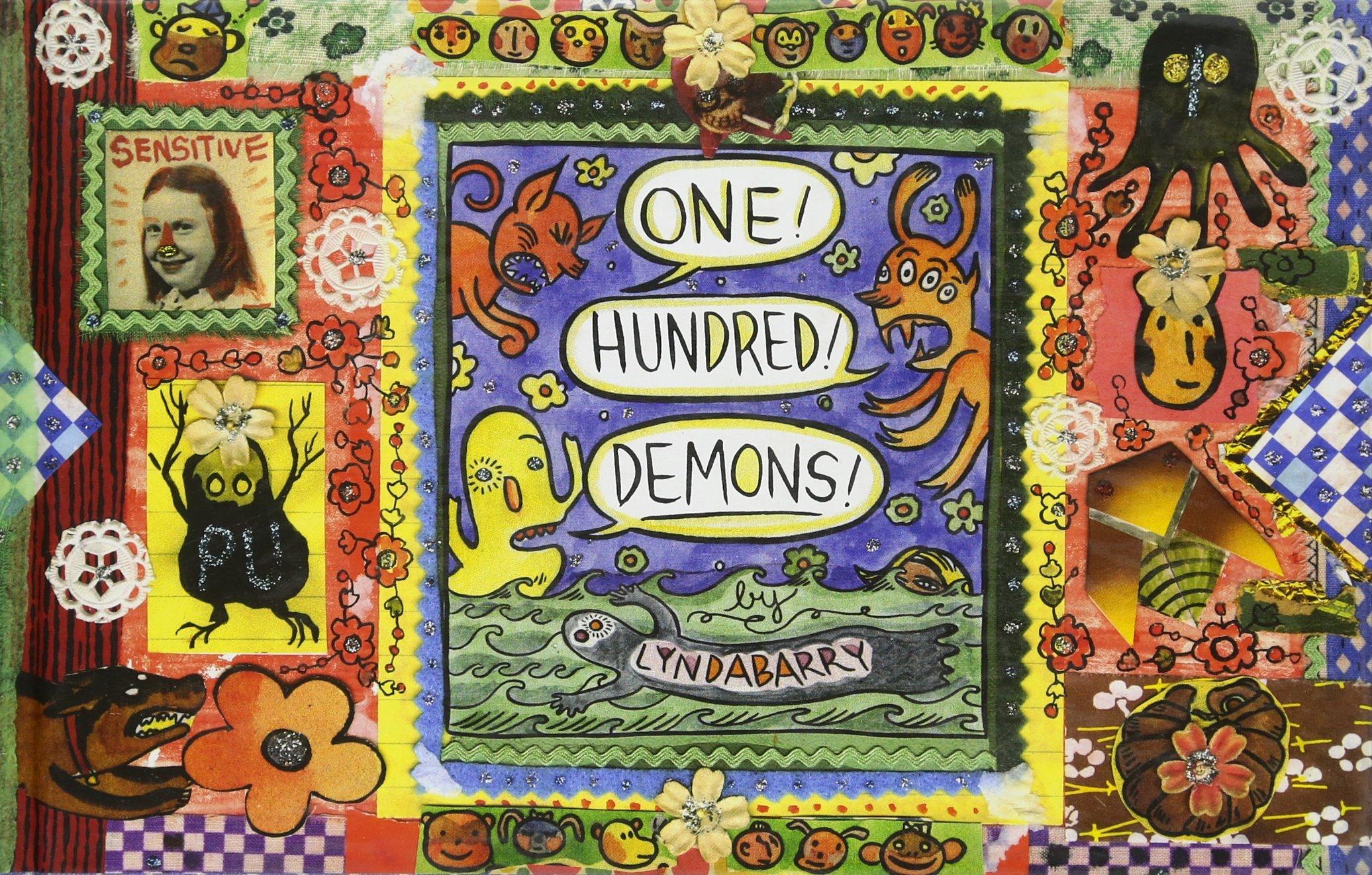 One Hundred Demons  cover