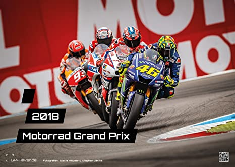 Organizer Ufficio Fai Da Te : Moto grand prix 2018 calendario din a3: amazon.it: cancelleria e