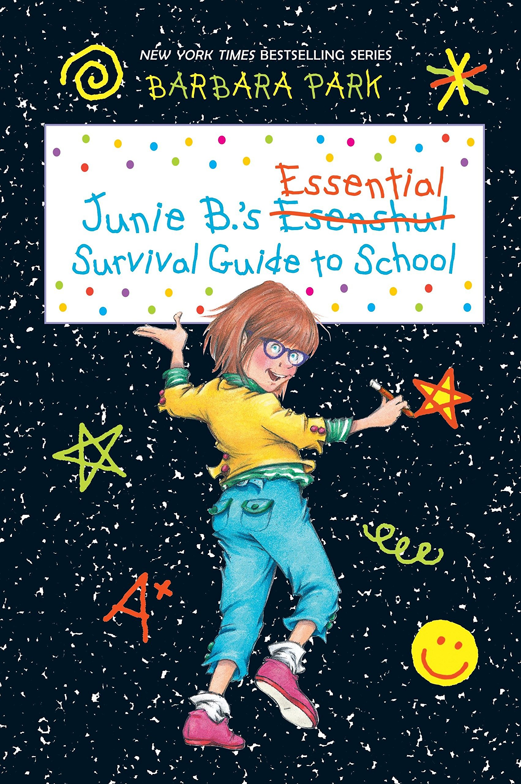 Junie B.'s Essential Survival Guide to School (Junie B. Jones) PDF
