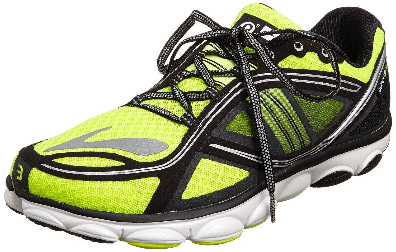 Brooks PureFlow Gr 44 UK 9 Laufschuhe Running 110162 110162 110162 1D 707 schwarz gelb df7e07