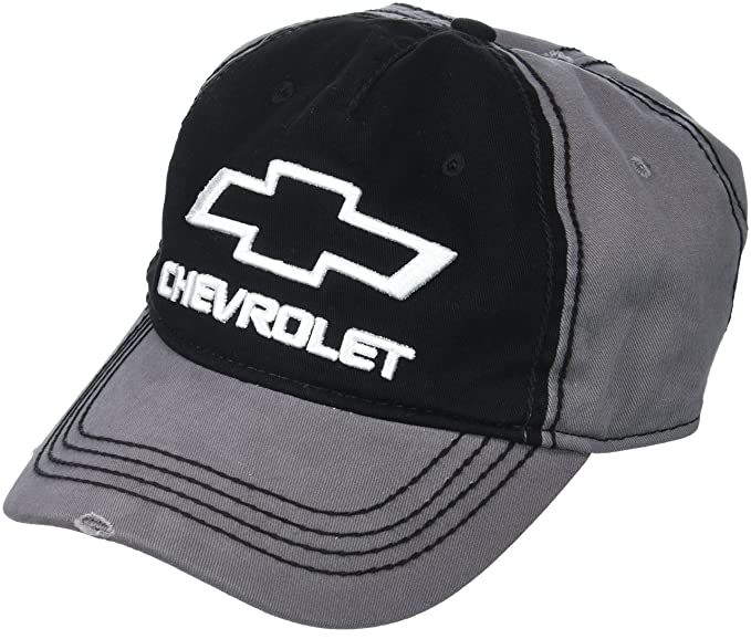 e946da27 Image Unavailable. Image not available for. Color: Chevy Men's Chevrolet  Washed Twill Baseball Cap, 3D Embroidery ...
