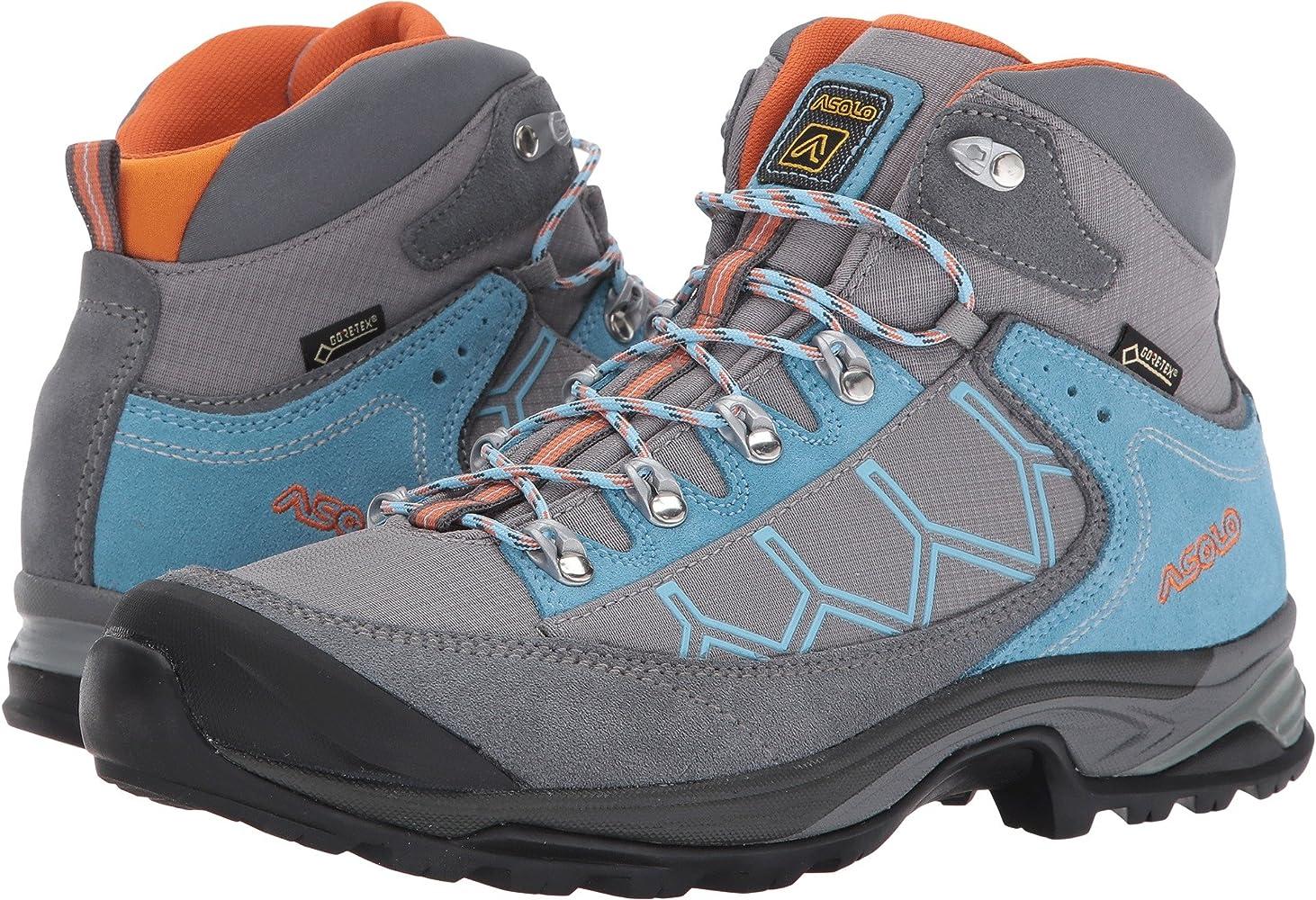 ecff77fc583 Falcon GV GTX Hiking Boot - Womens, Grey/Stone, 10.5, A40017  A40017-Grey/Stone-10.5