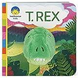 I Am a T.rex Finger Puppet Board Book (Smithsonian Kids)