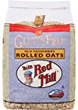 Bob's Red Mill Gluten Free Old Fashion Rolled Oats, 32 Ounce