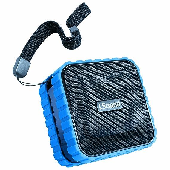 Review iSound DuraWaves Bluetooth Speaker