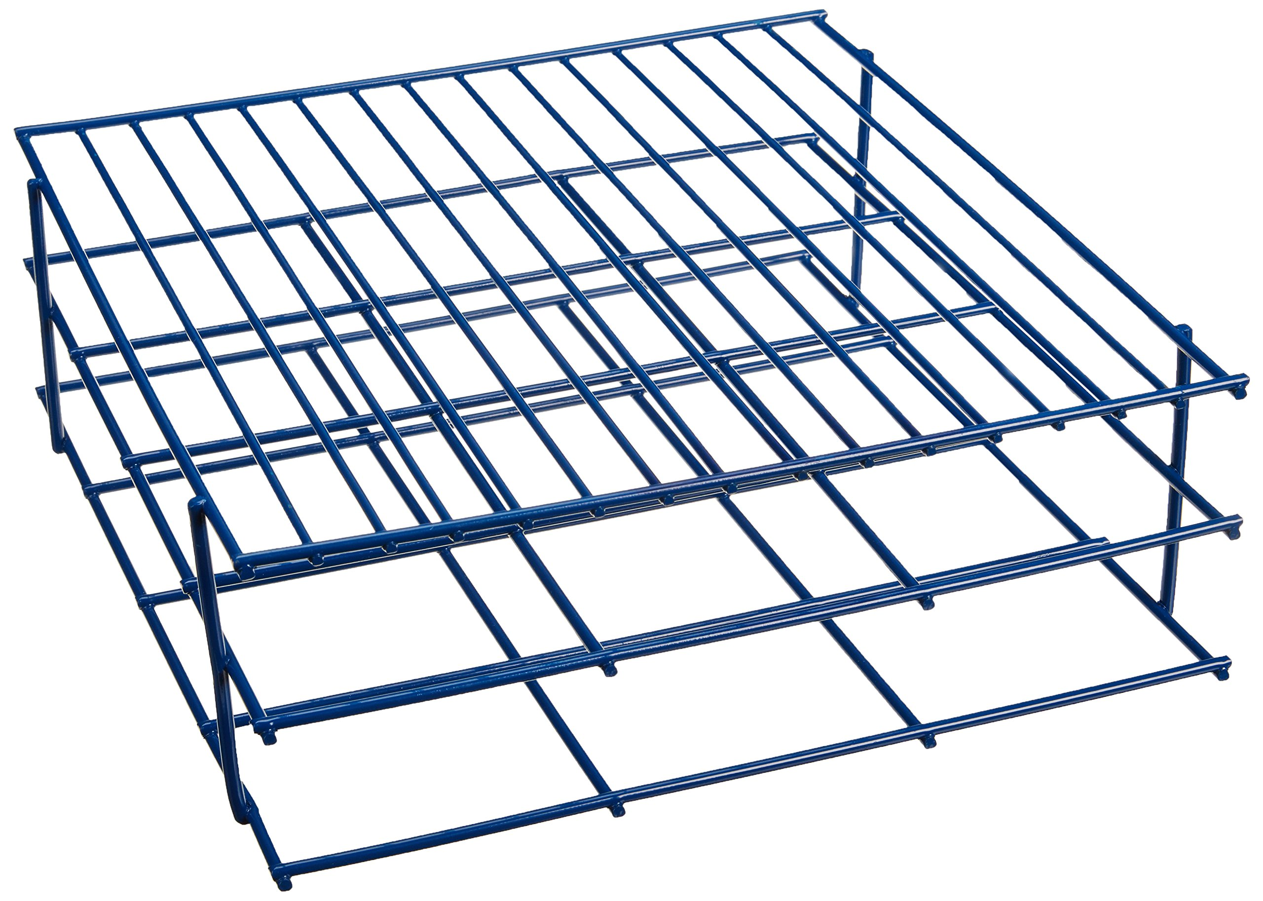 Nasco B00751WA Carrying Rack for Whirl-Pak Bags, 12 Compartment, 3'' L x 2-3/8'' W Compartment Size