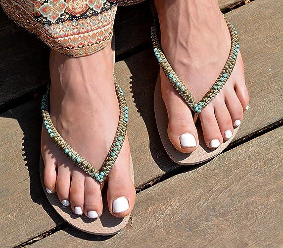 ad91952b3 Amazon.com  Women s Havaianas Flip Flops