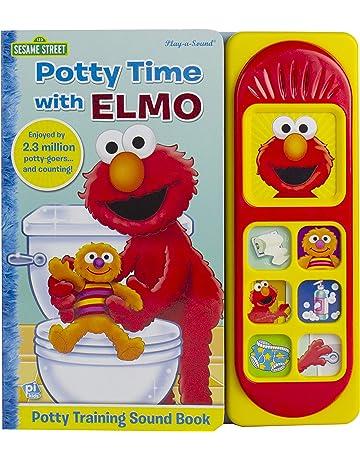 Children's Toilet Training Books