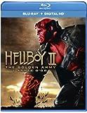 Hellboy II: The Golden Army [Blu-ray + Digital HD] (Bilingual)