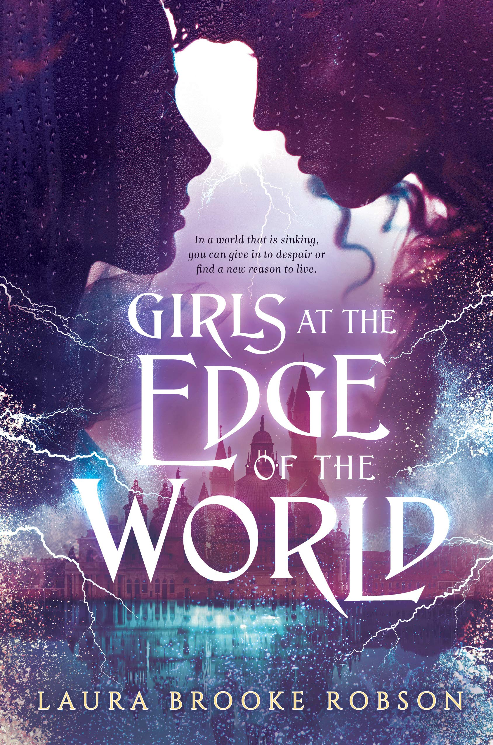 Amazon.com: Girls at the Edge of the World: 9780525554035: Robson, Laura  Brooke: Books