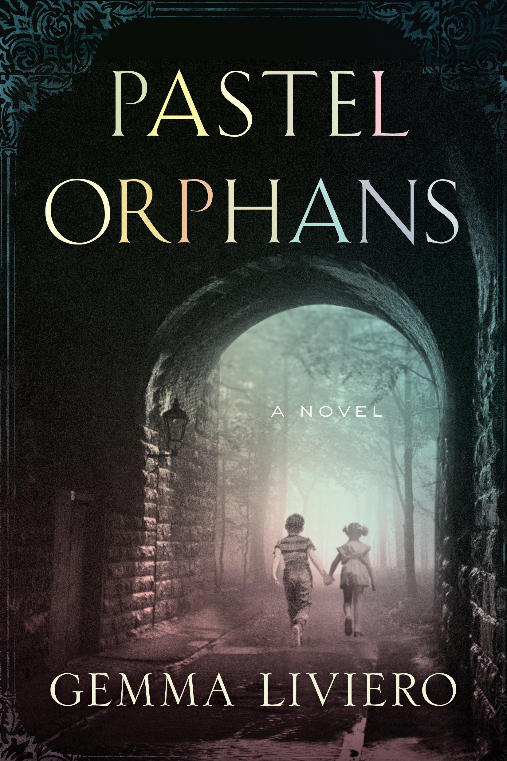 Pastel Orphans por Gemma Liviero