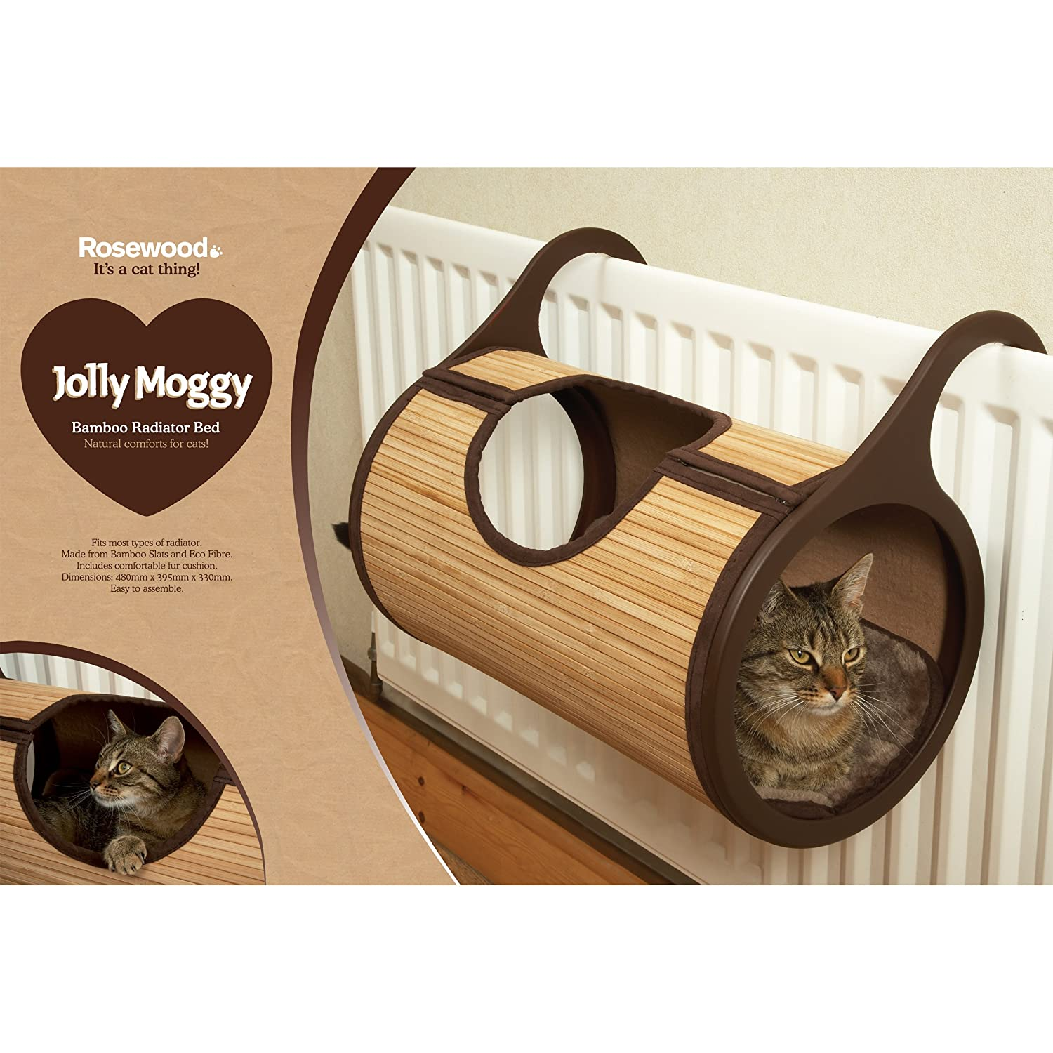 amazon     bamboo cat furniture radiator bed   pet beds   pet supplies amazon     bamboo cat furniture radiator bed   pet beds   pet      rh   amazon