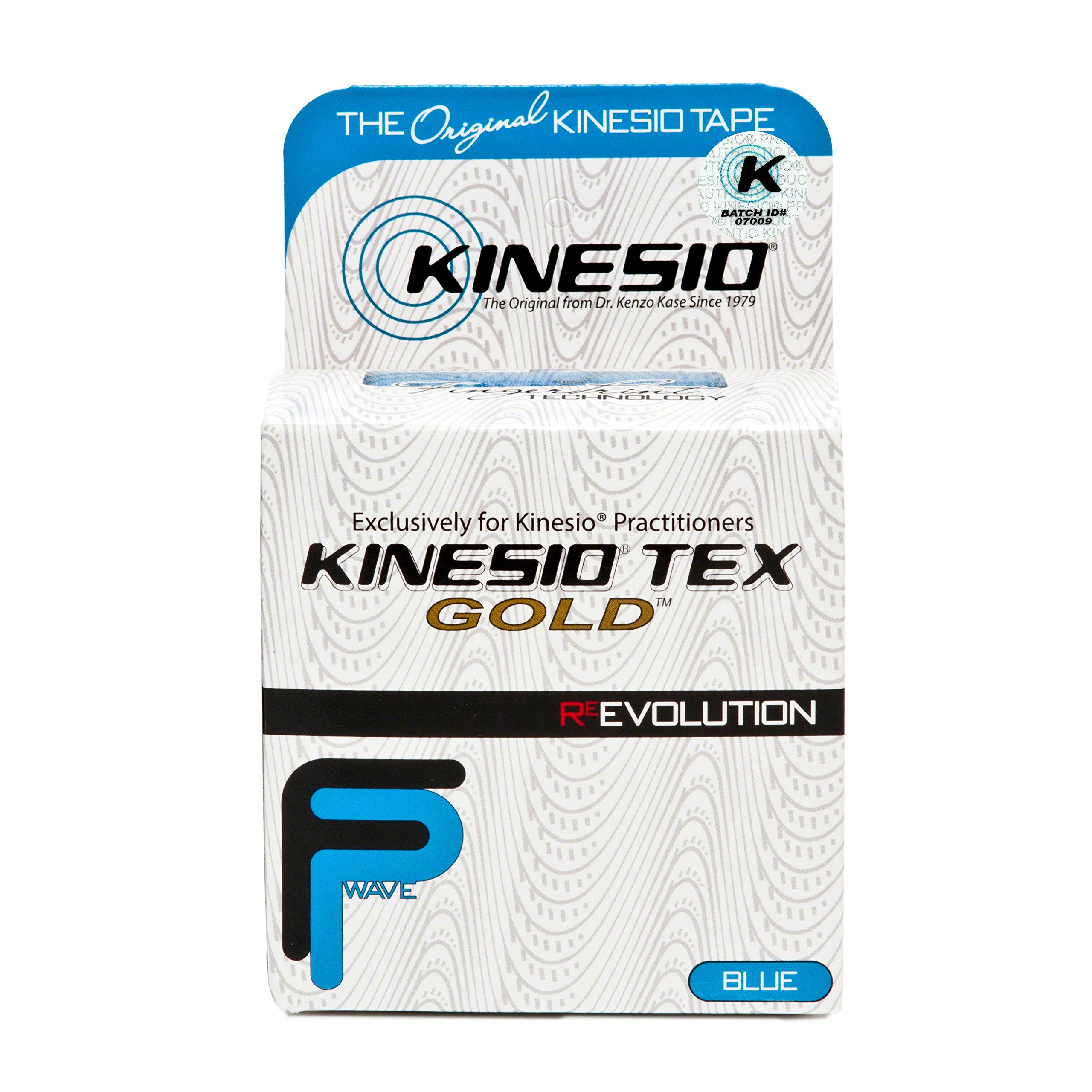Kinesio Tex Gold Fp Tape Color: Blue