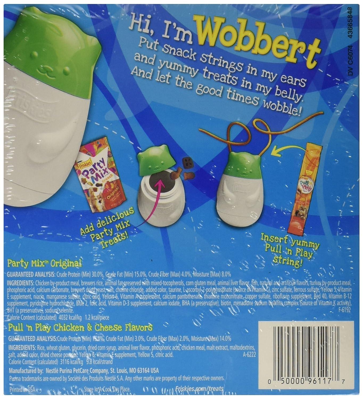 Friskies wobbert gato juguete pull and Play: Amazon.es: Productos para mascotas