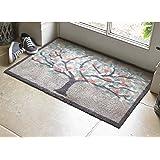 Dee Hardwicke Turtle Mat Orchard Indoor Floor Doormat