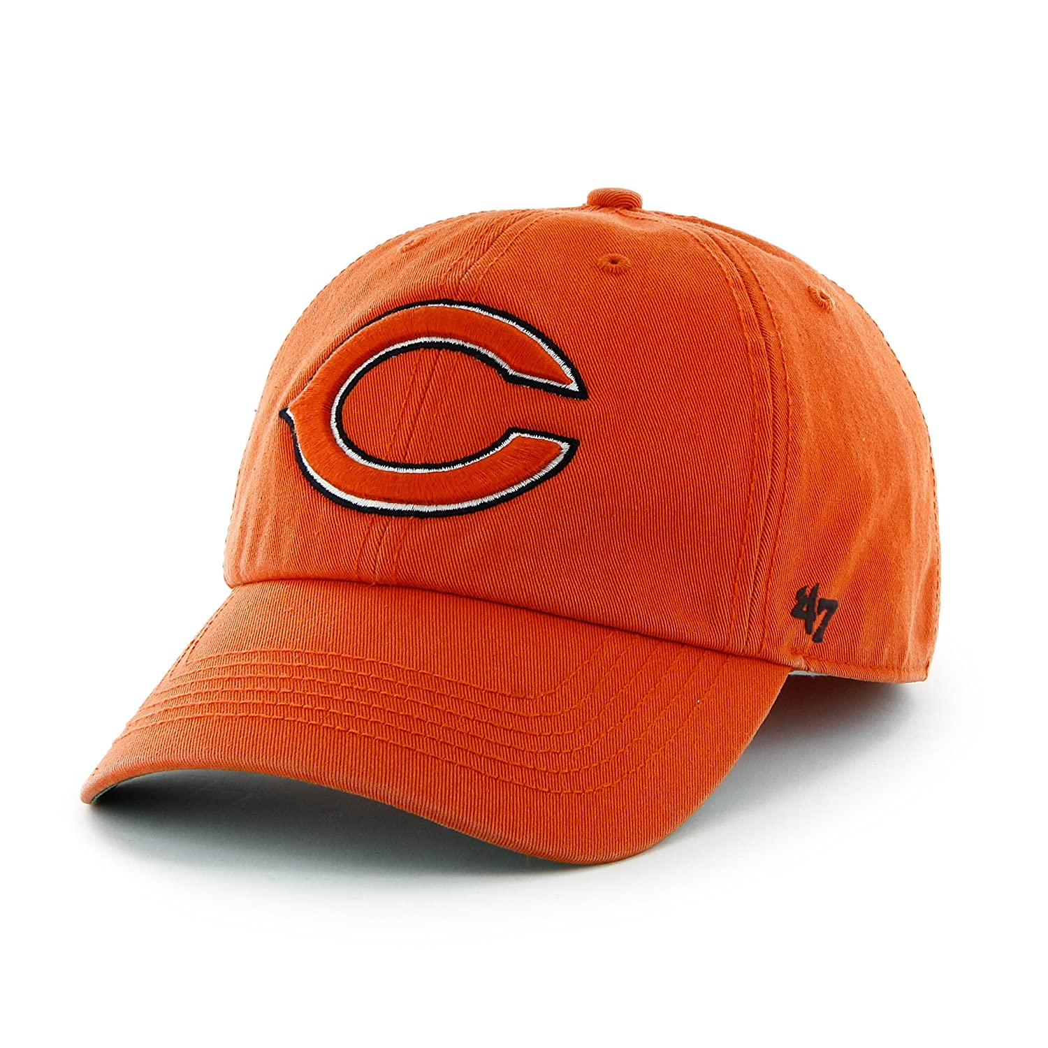 eb7d38ef4798b ... czech amazon 47 nfl chicago bears brand franchise fitted hat sports  outdoors 372e2 5e526