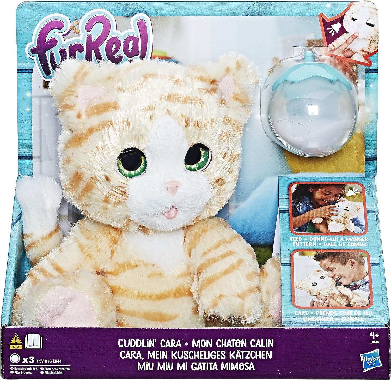 FurReal friends- Gatita de Peluche (Hasbro E0418EU5)